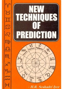 New Techniques Of Prediction (Part 1&2) By Seshadri Iyer [MiscP]