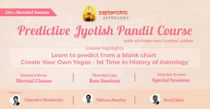Super Predictive Jyotish Pandit Course