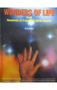 Wonders Of Life From Hundreds Of Palm And Birth Charts ( Semi/Old books)