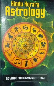 Hindu Horary Astrology S.R.Murty Rao