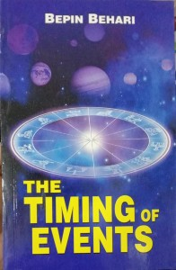 The Timing Of Events By Bepin Behari  [MLBD]