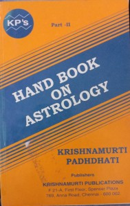 HAND BOOK ON ASTROLOGY