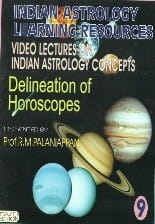 [DVD]  Delineation of Horoscopes  by Prof. R. M. Palaniappan [SA]