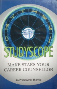 Studyscope:  Make Stars Your Career Counsellor by Dr. Prem Kumar Sharma [UBSPD]