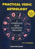 Practical Vedic Astrology by G. S. Agarwal  sagar publications astrology books