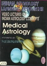 Medical Astrology by Prof. R.M. Palaniappan [DVD] [SA]
