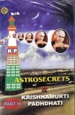 Astro Secrets & KP: Part 3 By K. Subramaniam [KP]
