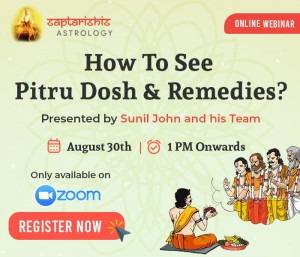 Pitru Dosh Remedies - One Day Workshop