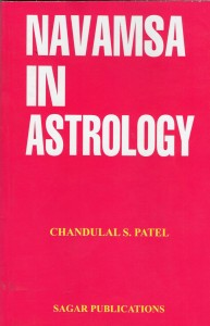 Navamsa In Astrology by C S Patel sagar publications astrology books