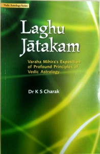 Laghu Jatakam By Dr K S Charak [UP]